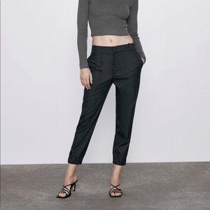New Zara skinny jogger pants